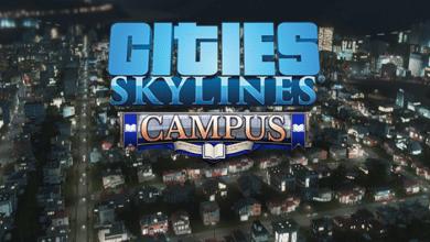 Bild von Schulbank drücken in Cities: Skylines – Campus-DLC im Test