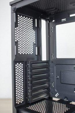 Corsair iCUE 220T RGB Airflow Review: RGB meets Airflow