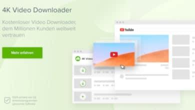 Bild von YouTube, Twitch und Co. mit dem 4K Video Downloader speichern [Werbung]
