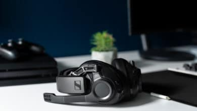 Photo of GSP 670: Wireless Gaming Headset by Sennheiser