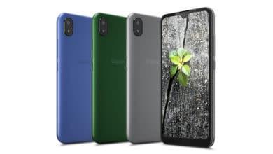 Bild von Gigaset GS110: 6,1-Zoll-Smartphone für nur 119 Euro