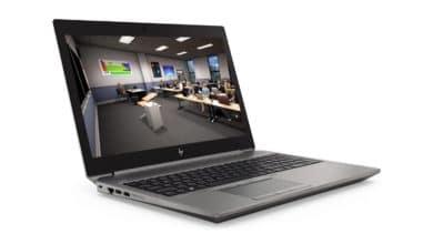 Bild von HP ZBook G6: Power-Upgrade für maximale Leistung