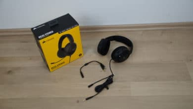 Photo of Corsair HS35 Stereo Gaming Headset Review