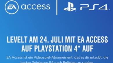 Photo of EA Access: Starttermin für PS4 bekanntgegeben