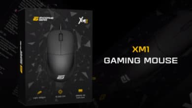 Photo of Endgame Gear XM1 Gaming-Maus mit analoger Technik vorgestellt