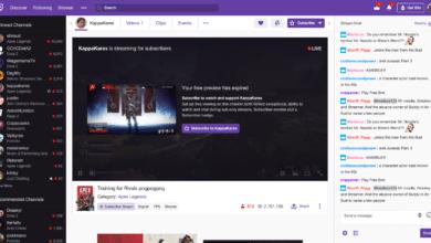 Photo of Twitch führt Subscriber-Streams ein