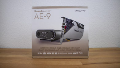 Photo of Sound Blaster AE-9 im Test: Die neueste High-End-Soundkarte von Creative