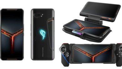 Photo of Das neue Asus ROG Phone II – Größer, leistungsstärker und mit 120-Hertz-Display ausgestattet