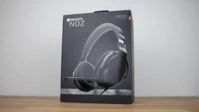 Bild von ROCCAT NOZ: Das Headset für Unterwegs & zu Hause