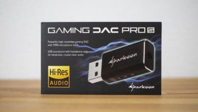 Photo of Sharkoon Gaming DAC Pro S im Test