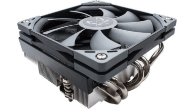 Photo of Scythe Big Shuriken 3 CPU Cooler Review
