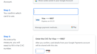 Photo of Mit Google Chrome einfacher im Web bezahlen