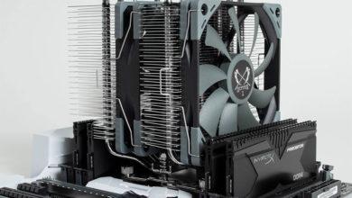 Photo of Starker Scythe Fuma 2 Twin-Tower-CPU-Kühler ab sofort erhältlich