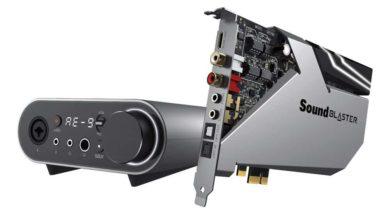 Bild von Creative präsentiert Sound Blaster AE-7 und AE-9 als neue High-End-Soundkarten