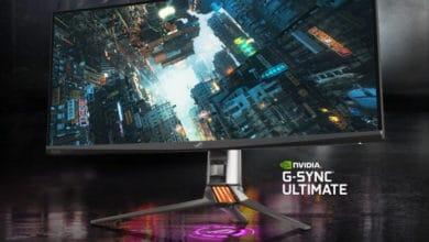 Photo of Asus ROG Swift PG35VQ: 35-Zoll Monitor mit 2 Jahren Verspätung erhältlich