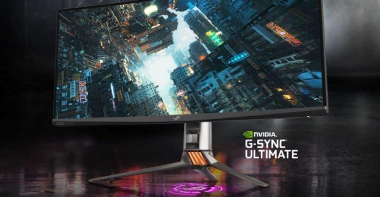 Asus ROG Swift PG35VQ: 35-Zoll Monitor mit 2 Jahren