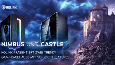 Bild von Kolink Nimbus und Castle: Design trifft Funktion