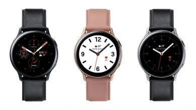 Photo of Samsung Galaxy Watch Active 2 – Vorbesteller erhalten kostenloses Ladepad