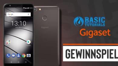 Photo of IFA-Gewinnspiel: Gigaset GS280 Smartphone