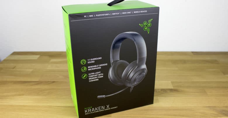 Razer Kraken X Review - Beginner Headset with 7 1 Sound