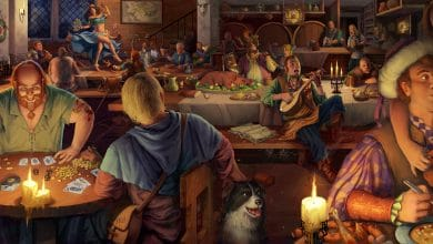 Photo of Managt eure eigene Taverne in der Fantasy-RPG-Simulation Crossroads Inn!