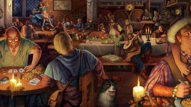 Bild von Managt eure eigene Taverne in der Fantasy-RPG-Simulation Crossroads Inn!