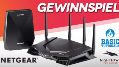 Photo of IFA-Gewinnspiel: Netgear Nighthawk Pro Gaming System (XRM570)