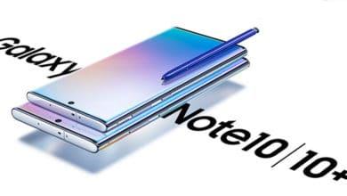 Photo of Samsung Galaxy Note 10 in zwei Größen offiziell vorgestellt