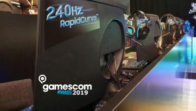 Bild von Samsung Gaming Monitore C27RG54FQU und C49RG94