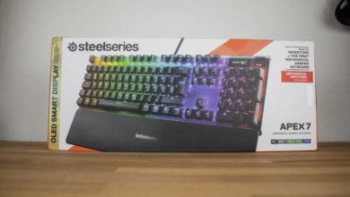 Photo of SteelSeries Apex 7 Review: Gaming Keyboard with OLED Screen