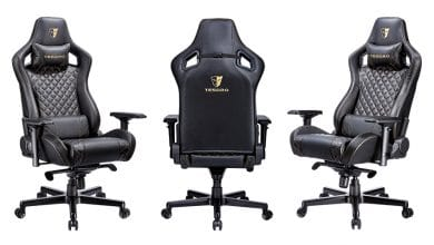 Photo of Tesoro Zone X F750 Gaming Chair Review