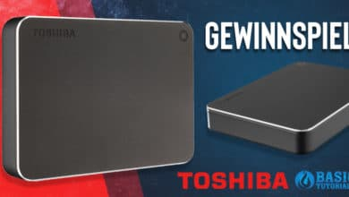 Photo of IFA-Gewinnspiel: Toshiba Canvio Premium for Mac (2 TB)