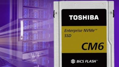 Photo of Toshiba CM6-SSD-Serie bietet bis zu 30 TB Kapazität und PCIe 4.0 für Server