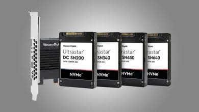 Photo of Western Digital zeigt zwei neue Ultrastar Enterprise-SSDs