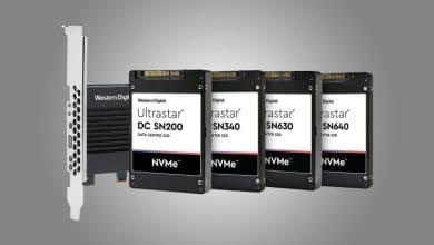Photo of Western Digital zeigt zwei neue Ultrastar Enterprise-SSDs