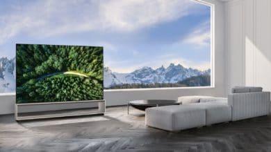 Bild von LG: 8K-Fernseher noch diesen Monat im Handel