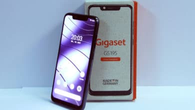 Photo of Gigaset GS195 Review – Smartphone Made in Germany