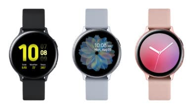 Photo of Samsung Galaxy Watch Active2 auf der IFA 2019 vorgestellt