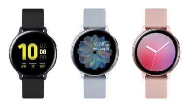 Photo of Samsung Galaxy Watch Active2 auf der IFA 2019 vorgestellt