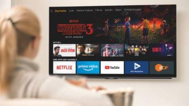 Photo of Amazon präsentiert TV-Geräte mit integrierten Fire-TV-Funktionen