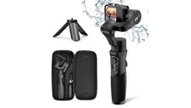 Photo of Hohem iSteady Pro 2: Stabilisator für GoPro Hero und andere Sportkameras