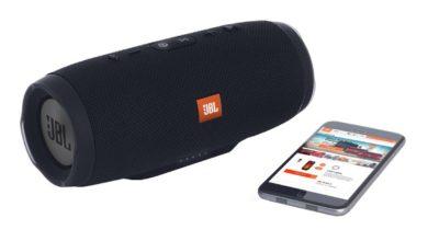 Bild von JBL Charge 3 Stealth Edition Bluetooth Lautsprecher nur 88 Euro (-11%)*