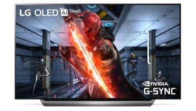 Photo of 4K-OLED-Fernseher von LG erhalten neue Firmware mit Nvidia G-Sync-Support