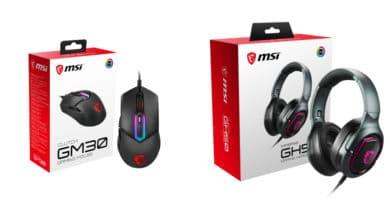 Photo of MSI: Gaming-Maus Clutch GM30 und Gamingheadset Immerse GH50 präsentiert