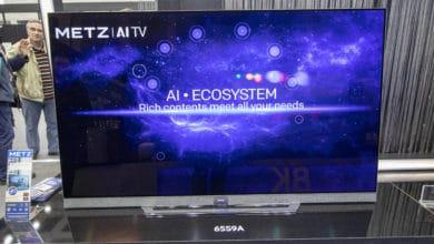 Bild von [Anzeige] Metz blue S9A OLED TV: Moderner Fernseher mit Android TV aus Deutschland