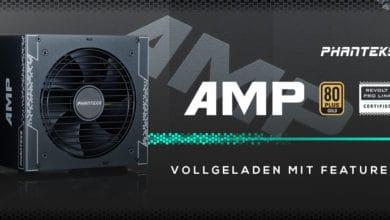 Photo of AMP-Serie: Vollmodulare Netzteile von PHANTEKS