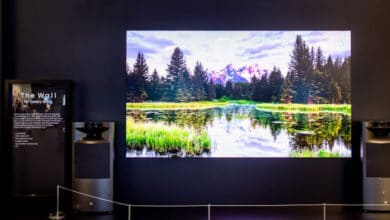 "Photo of Samsung ""The Wall Luxury"" – 292-inch TV Presented at IFA"