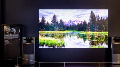 """Photo of Samsung """"The Wall Luxury"""" – 292-Zoll Fernseher auf der IFA vorgestellt"""