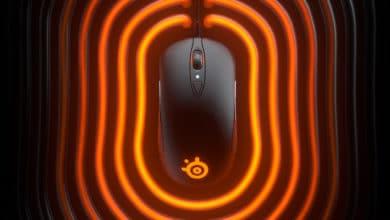 """Bild von SteelSeries: Neue Gaming-Maus """"Sensei Ten"""" präsentiert"""