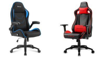 Bild von Sharkoon: Zwei neue Gaming-Stühle vorgestellt